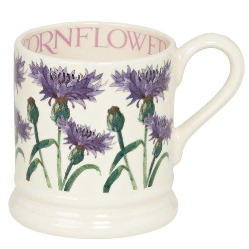 Emma Bridgewater Bridgewater 1/2 Pint Mug - Cornflower