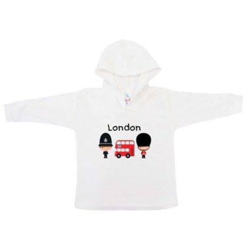 London Guard/Bus Hoodie