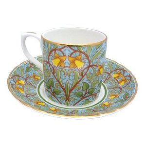 Museum Collections The Arts & Crafts Collection Daffodil Demi-Tasse