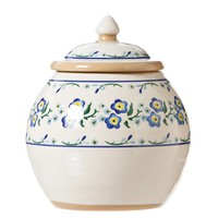 Nicholas Mosse Forget Me Not Cookie Jar