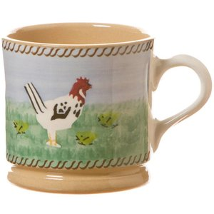 Nicholas Mosse Nicholas Mosse Hen Small Mug