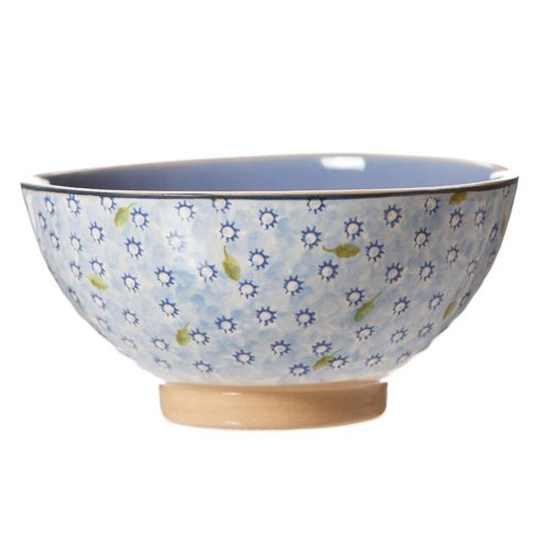 Nicholas Mosse Nicholas Mosse Light Blue Lawn Vegetable Bowl