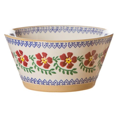 Nicholas Mosse Nicholas Mosse Old Rose Small Angled Bowl