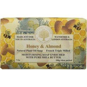 Wavertree & London Wavertree & London Honey & Almond Soap