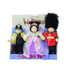 Le Toy Van Le Toy Van Budkins Heart of London Set