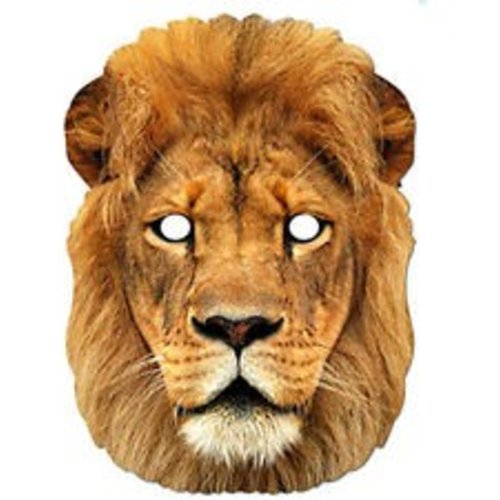 Mask-arade Lion Mask