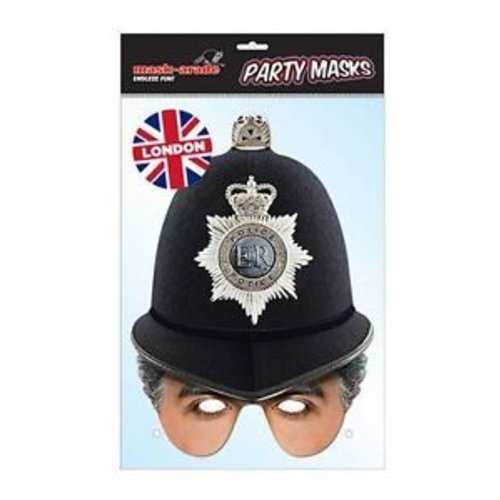 Mask-arade British Policeman Mask