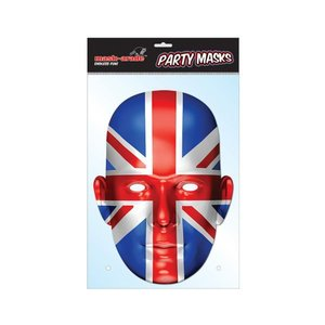 Mask-arade Union Jack Flag Mask