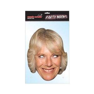 Mask-arade Mask-arade Camilla Parker-Bowles Mask