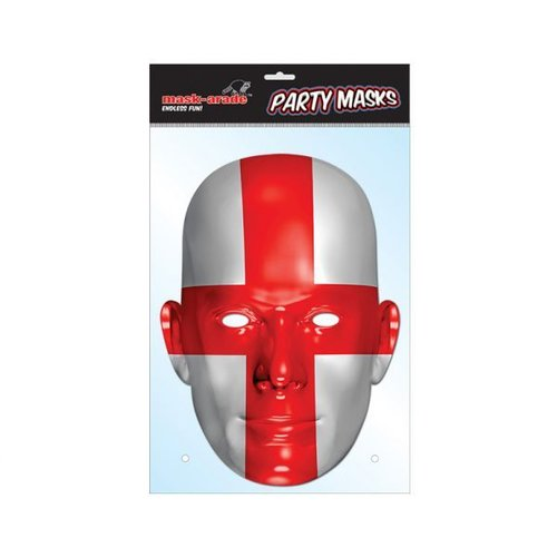 Mask-arade England Flag Mask