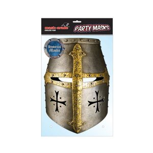 Mask-arade Knight Helmet Mask