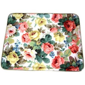 "Keswick & Arnold Designs Service Trays Keswick & Arnold Designs Little Chelsea 14""x11"" Rectangular Tray"