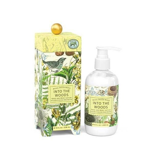 Michel Design Works Michel Into The Woods Hand and Body Lotion