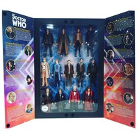 Doctor Who 13 Doctors Collector Figure Set