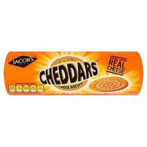 Jacob's Jacobs Cheddars