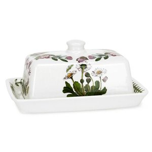 Portmeirion Portmeirion Botanic Garden Covered Butter Dish