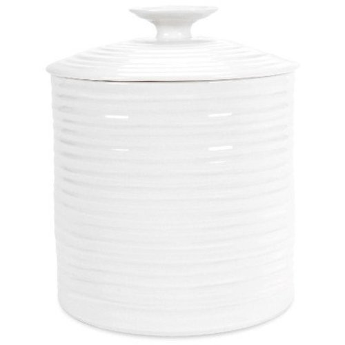 Portmeirion Portmeirion Sophie Conran White Large Canister