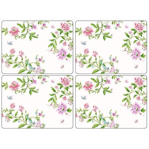 Pimpernel Pimpernel Porcelain Garden Placemats