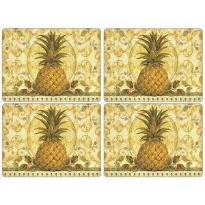 Pimpernel Pimpernel Golden Pineapple Placemats