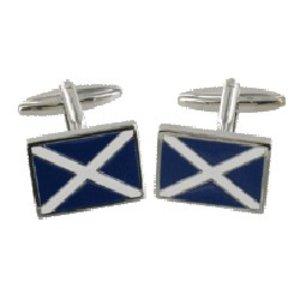 Scotland Flag Scotland Flag Cufflinks