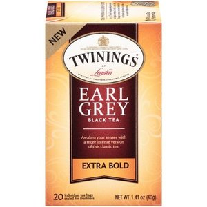 Twinings Twinings 20 CT Earl Grey Extra Bold