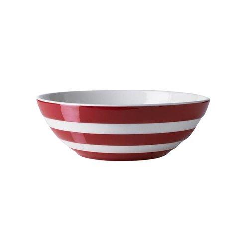 Cornishware Cornishware Cereal Bowl 7 in. - Red