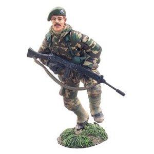 W. Britain 24000 - W. Britain 1982 Falklands British Commando