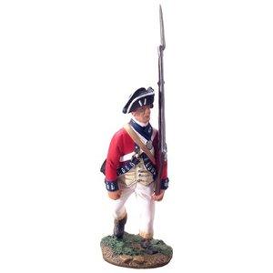 W. Britain 18021 - W. Britain British Royal Irish Center Co. Marching No. 1