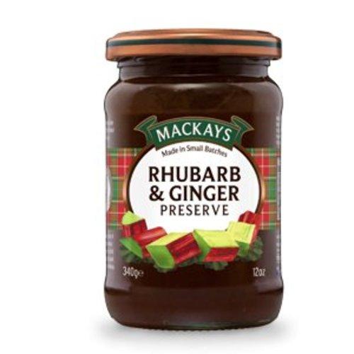 MacKays Mackays Rhubarb & Ginger Preserve