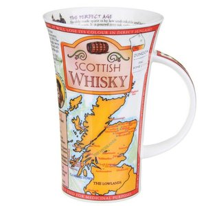 Dunoon Dunoon Glencoe Scottish Whiskey Mug