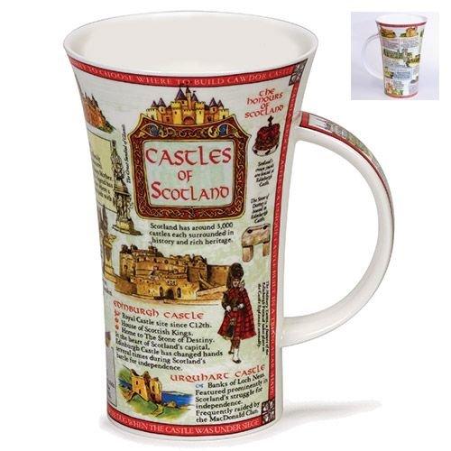 Dunoon Dunoon Glencoe Castles of Scotland Mug