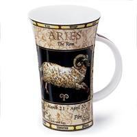 Dunoon Glencoe Zodiac Mug - Aries