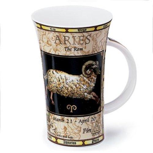 Dunoon Glencoe Zodiac Aries Mug