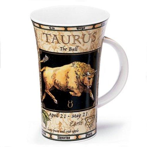 Dunoon Glencoe Zodiac Taurus Mug