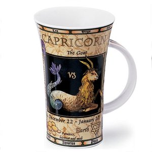 Dunoon Dunoon Glencoe Zodiac Mug - Capricorn