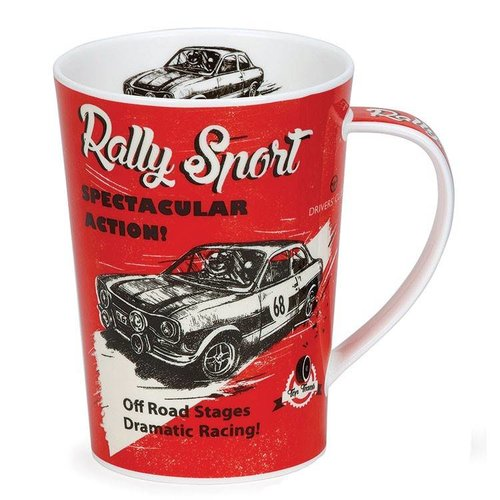 Dunoon Dunoon Argyll Sports Stars Rally Sport Mug