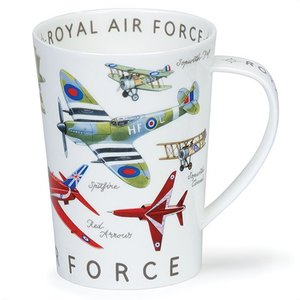 Dunoon Argyll Armed Forces Mug - Air Force