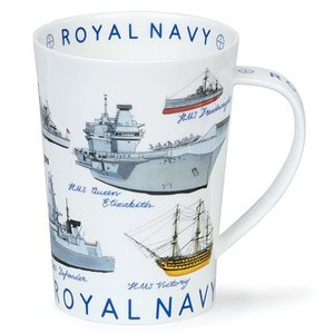 Dunoon Dunoon Argyll Armed Forces Navy Mug