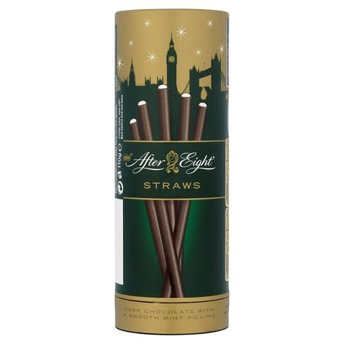 Nestle After Eight Straws