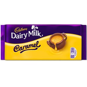 Cadbury Cadbury Dairy Milk Caramel - 200g