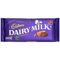 Cadbury Dairy Milk - 110g