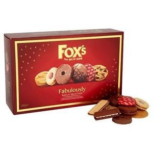 Fox's Fabulously Biscuit Selection Box