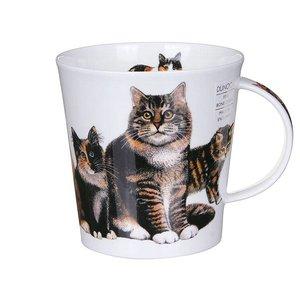 Dunoon Dunoon Cairngorm Cats & KittensTabby Mug