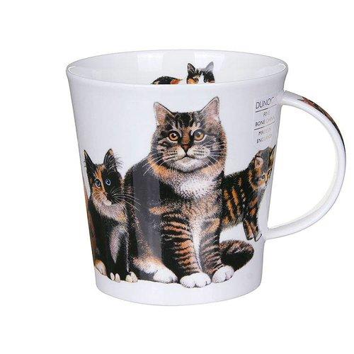 Dunoon Cairngorm Cats & KittensTabby Mug