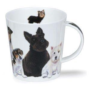 Dunoon Cairngorm Dogs & Puppies Scottie Mug