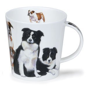Dunoon Dunoon Cairngorm Dogs & Puppies Collie Mug