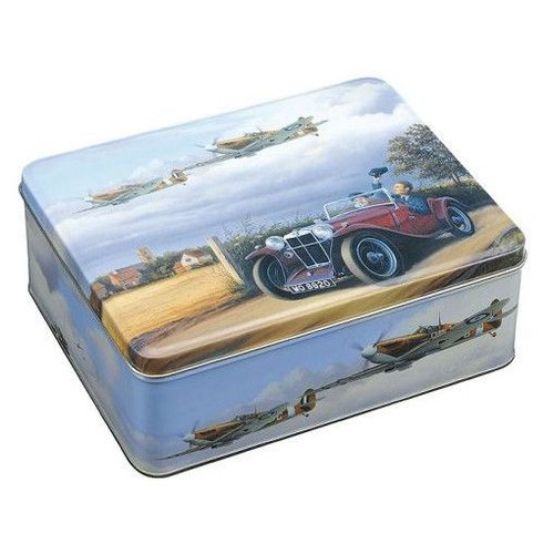 Elite Tins Elite Roadster Tin