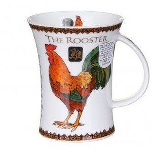 Dunoon Dunoon Richmond Ming Shu Rooster Mug