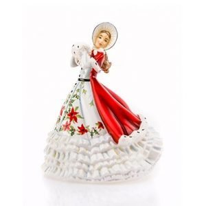 English Ladies Figurines English Ladies Co. Christmas Cheer