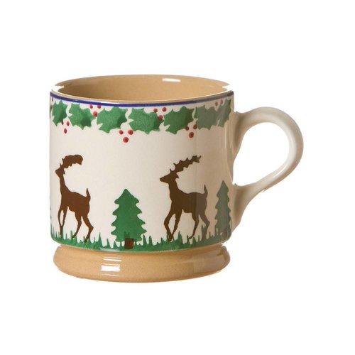 Nicholas Mosse Nicholas Mosse Reindeer Small Mug